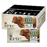 EPIC Beef Jalapeno Protein Bar, Keto Consumer Friendly, 12CT 1.3oz Bars