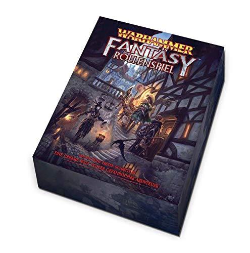 WFRSP - Warhammer Fantasy-Rollenspiel Einsteigerset