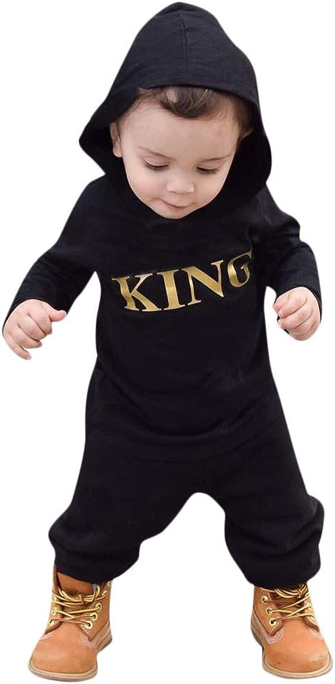 Allence Strampler, Baby Plaid Kleidung Set Neugeborene Jungen ...