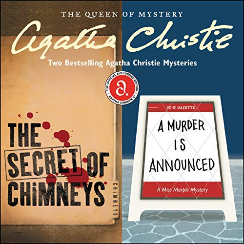 The Secret of Chimneys & A Murder Is Announced  By  cover art