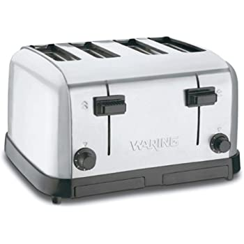 Waring WCT708 Commercial 4 Slice Toaster