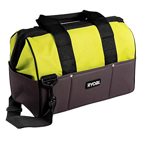 Ryobi UTB4 - caja de herramientas (Nylon, Gris, Amarillo)