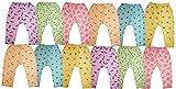 Kids Boys Girls Cotton Pyjama Bottom Wear Pants Pack of 12 (12-18 Months)