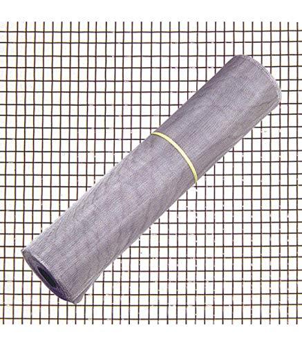 Maurer 1190022 - Tela mosquitera aluminio 18x14/ 80 rollo 30 metros