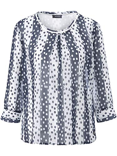 Basler 2-in-1-Bluse mit Mustermix