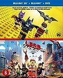LEGO Batman movie + Lego movie (3D)