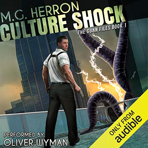 Culture Shock Audiobook By M.G. Herron cover art