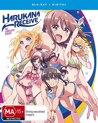 Harukana Receive: The Complete Series [Blu-ray]