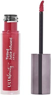 Ulta Beauty Tinted Juice Infused Lip Oil ~ Red Pop