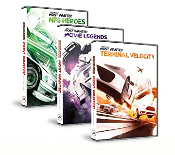 Need for Speed Most Wanted Deluxe