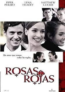 Rosas Rojas (Import Movie) (European Format - Zone 2) (2006) Piper Perabo; Lena Headey; Matthew Goode; Anth
