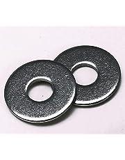 25 stuks sluitringen roestvrij staal A2 DIN 9021, bijsluitring, carrosserieschijf