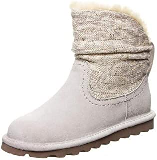 Best white suede boots flat Reviews
