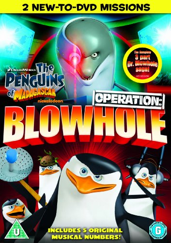 Of Madagascar: Dr Blowhole Movie Musical Spectacular