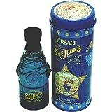 Blue Jeans By VERSACE FOR MEN 2.5 oz Eau De Toilette Spray (New Packaging)