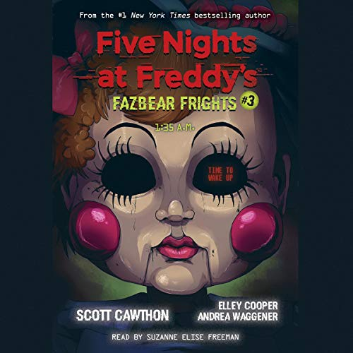 1:35 AM Audiobook By Scott Cawthon cover art
