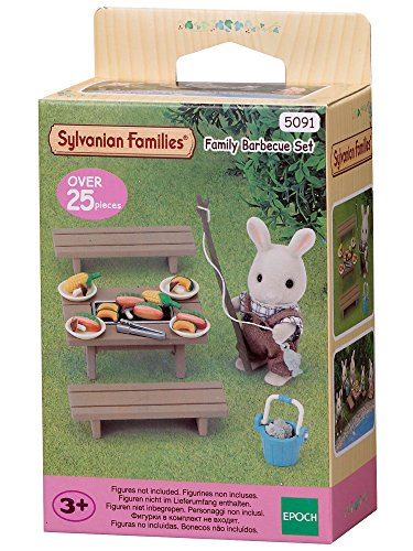 Sylvanian Families - 5091 - Set barbacoa familiar
