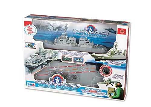 RSTA 9333-Playset 2 Navi Militari, 9333