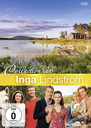 Inga Lindström Collection 26 [3 DVDs im Schuber] Die andere Tochter, Die Braut vom Götakanal, Das Geheimnis der Nordquists