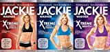 Jackie Warner - Fitness Workout – Personal Training – Cardio Workout + Xtreme Zirkeltraining + Xtreme Bauch 3 DVD Limited Edition