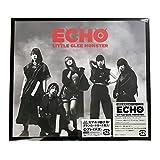 【外付け特典あり】ECHO (初回生産限定盤B)(DVD付)(オリジナルソロポストカード1枚 [5種類の中から1枚ランダム配布]付)