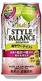 スタイルバランス 梅サワーテイスト 350ml ×24缶