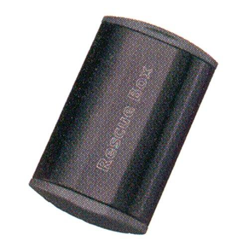 Topeak Flickzeug Kit Rescue Box Reparaturset, Black, One size