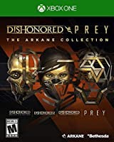 Dishonored and Prey: The Arkane Collection(輸入版:北米)- XboxOne