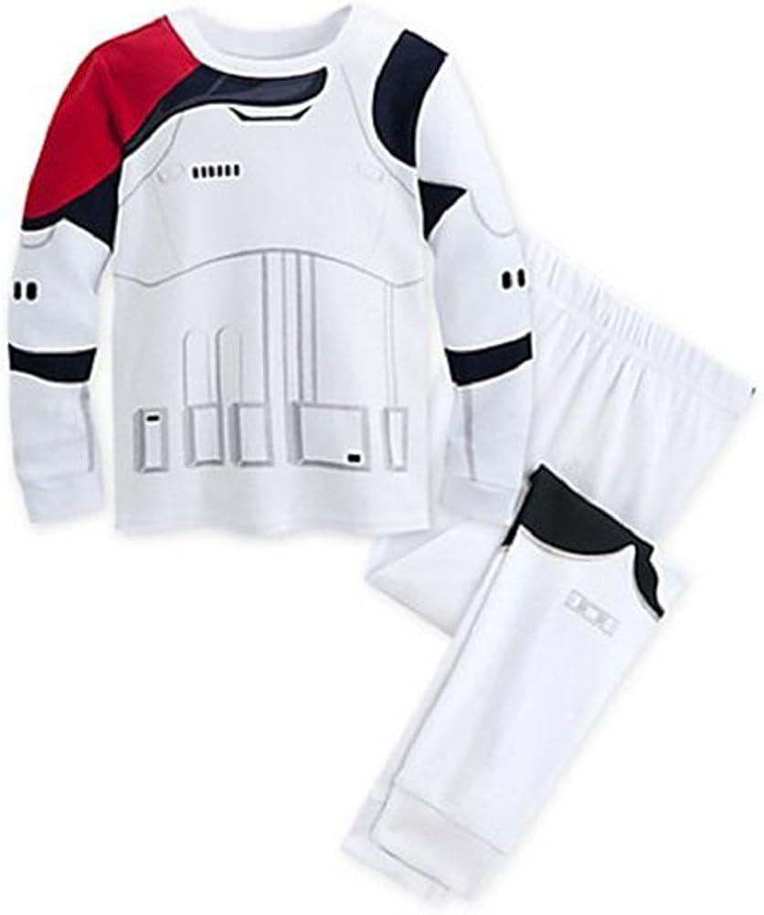 Disney Star Wars: The Force Awakens Stormtrooper Pj Pals for Kids (2)