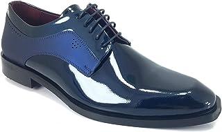 3252 Libero Günlük Erkek Ayakkabı Lacivert Rugan