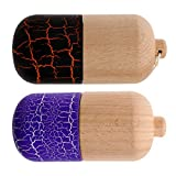 BESPORTBLE 2Pcs Kendama Toy Wood Catch Ball Mini Cup And Ball Game Coordinazione Occhio Ma...