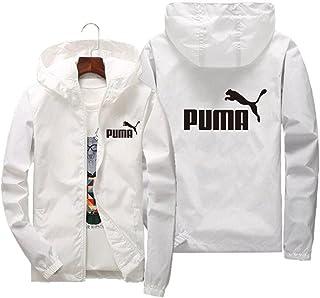 RYSLJJWCZ Men's Windbreaker Jacket Spring And Autumn Men's Fashion Jacket Hooded Casual Jacket Men's Coat Coat Men's Thin ...