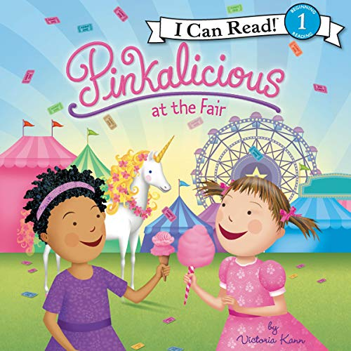 Pinkalicious at the Fair  By  cover art