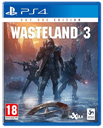 Wasteland 3: Day One Edition (PS4) [