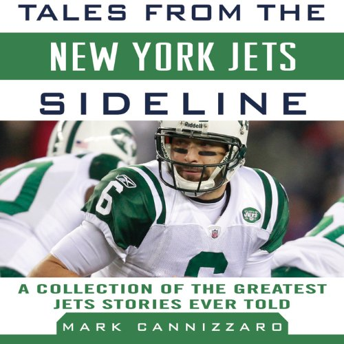 Tales from the New York Jets Sideline cover art