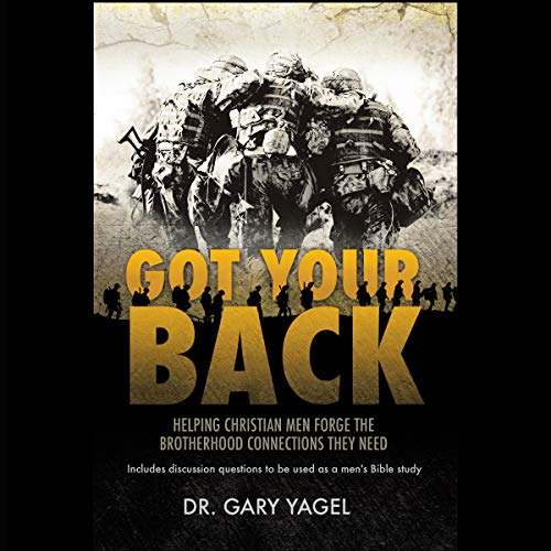 Got Your Back audiobook cover art