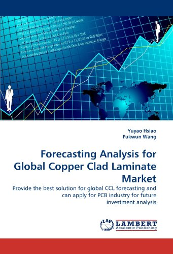 Forecasting Analysis for Global Copper Clad Laminate Market: Provide the best solution for global CCL forecasting and can apply for PCB industry for future investment analysis