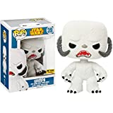 Funko - Star wars - Wampa Flocked Pop - 15 cm - 0849803048204