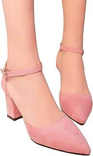 c88df287 Zapatos Mujer Sonnena Zapatos De Tacón Mujer Primavera Verano Sandalias  Fiesta Super High Heels Plataforma De