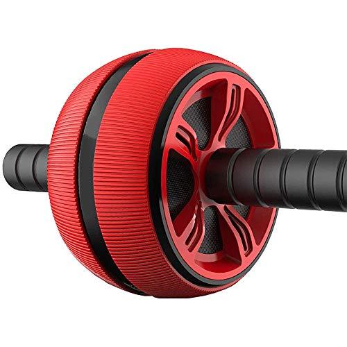 SMFYY Startseite Bauch Roller Für Gym Fitness-Ausrüstung, Maxi-Silent-Abdominal Rad,A