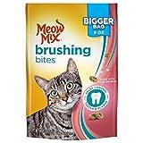 Meow Mix Brushing Bites - Salmon (2 pk)