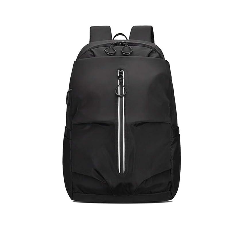 円形のカテゴリーモンゴメリー学生用バッグ、学校用防水バックパック、軽量および携帯用、防水およびウェアラブル、黒 LIUXIN