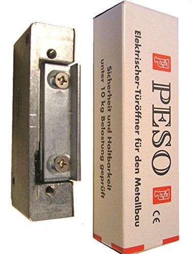 Elektrischer Türöffner PESO 300 o für 6-12 V AC/DC ohne Entriegelungshebel