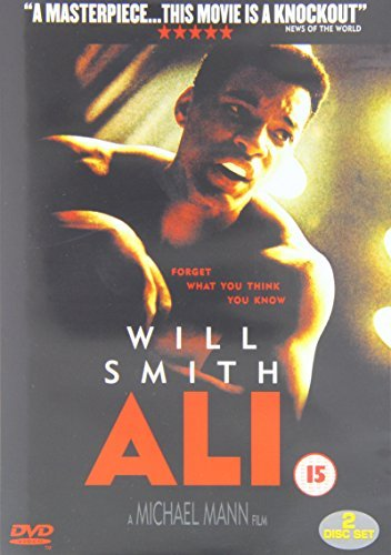 Ali [Region 2] by Will Smith