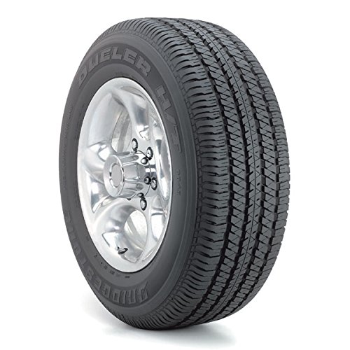 Bridgestone Dueler H/T 684 II All-Season Radial Tire - 255/70R17 110S