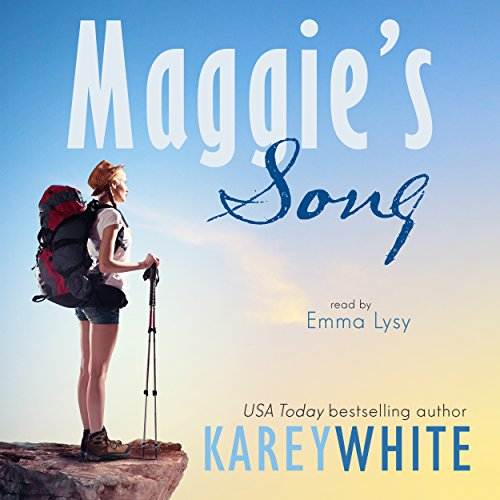 Maggie's Song audiobook cover art