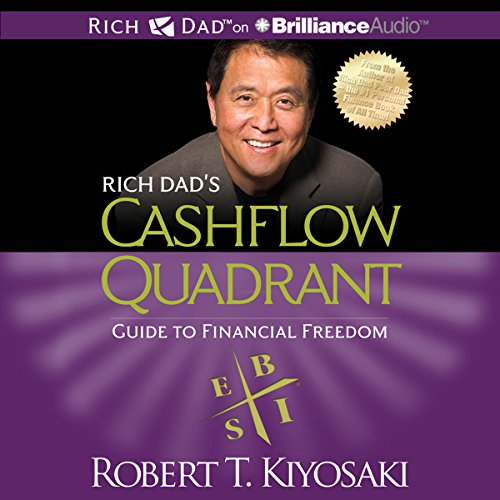 『Rich Dad's Cashflow Quadrant』のカバーアート