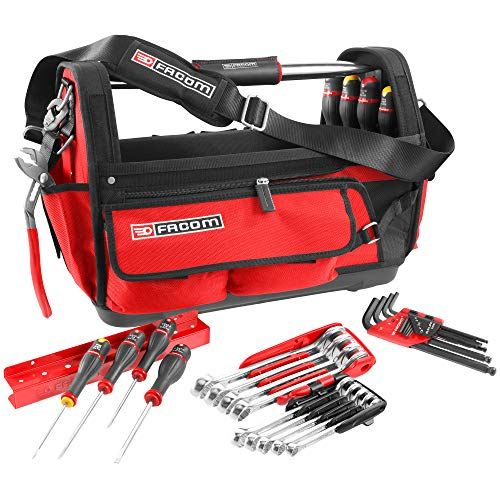 Facom BS.T20CM1PG Probag Werkzeugtasche mit 27 Werkzeugen