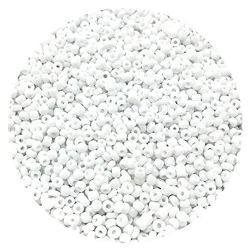 HETHYAN 1000 unids/lote 2 mm encanto checo vidrio semilla perlas DIY pulsera collar perlas para joyería accesorios (color: 25)