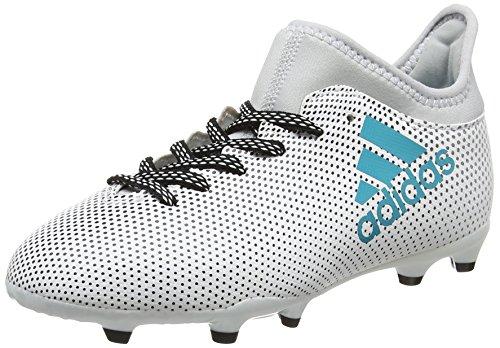 adidas X 17.3 FG J, Zapatillas de Fútbol para Niños, Multicolor (FTWR...